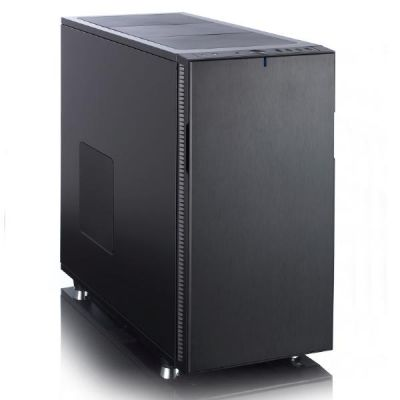 Fractal Define R5 Black Blackout-Edition, Tower-Gehäuse