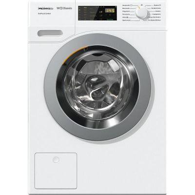 Miele  WDD030WPS W1Classic Waschmaschine Frontlader A+++ 8kg EcoPlus&Comfort Weiß