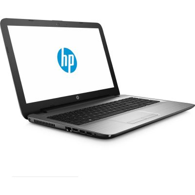 HP 250 SP Z2X98ES Notebook silber i5-6200U SSD Full HD ohne Windows