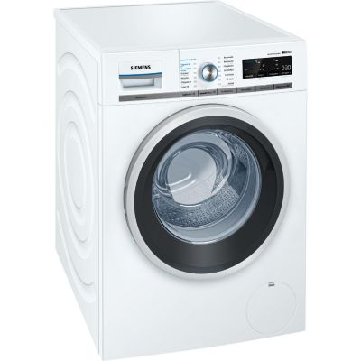 Siemens  WM16W7A1 iQ700 Waschmaschine Frontlader A+++ 9kg sensoFresh weiß