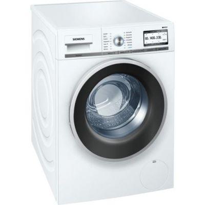 Siemens  WM4YH741 iQ800 Waschmaschine Frontlader A+++ 8kg iSensoric Wlan weiß