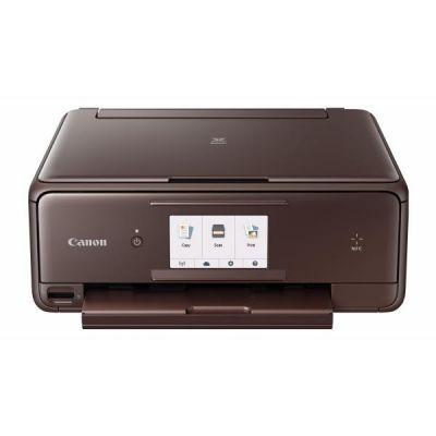 PIXMA TS8053 brown Multifunktionsdrucker Scanner Kopierer WLAN