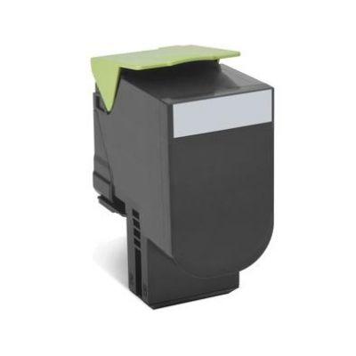 Lexmark 70C2XKE Tonerkasette schwarz 8.000 Seiten für CS510 - Preisvergleich