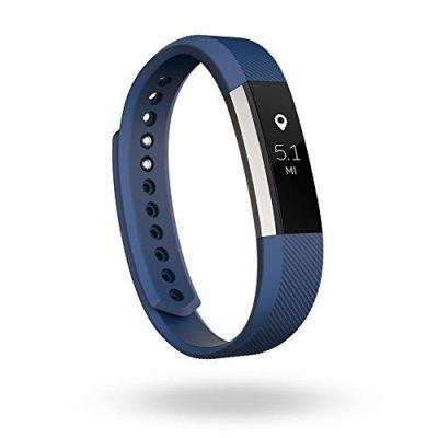 Fitbit  Alta Aktivitäts- und Schlafarmband Large blue