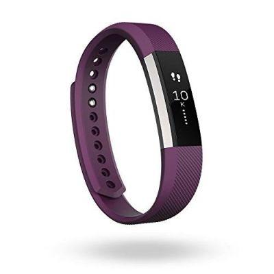 Fitbit  Alta Aktivitäts - und Schlafarmband Large plum