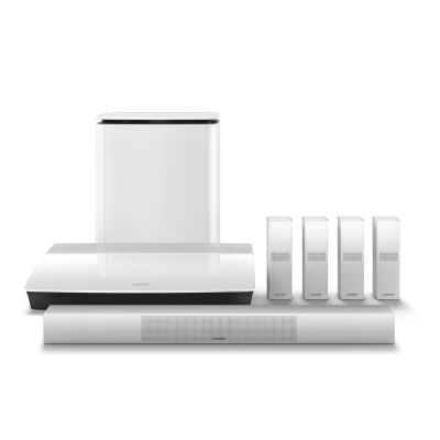 Bose BOSE Lifestyle 650 Home Entertainment System 5.1 weiß