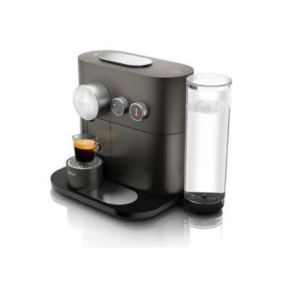DeLonghi EN 350.G Expert Nespresso-System anthrazit/silber