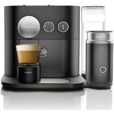 XN 6018 Expert & Milk Nespresso-System Schwarz