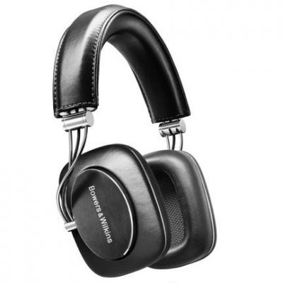Bowers Wilkins Bowers & Wilkins P7 Wireless Headphones schwarz