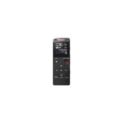 Sony ICD-UX560 Diktiergerät (4GB, Stereo-Mikrofon, Micro SD) Schwarz - Preisvergleich