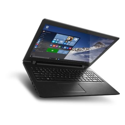 Lenovo IdeaPad 110-15ISK Notebook schwarz i5-6200U HDD Full-HD Windows 10