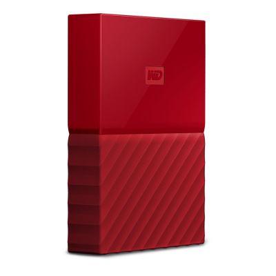 WD My Passport USB3.0 2TB 2.5zoll - Rot NEW - Preisvergleich