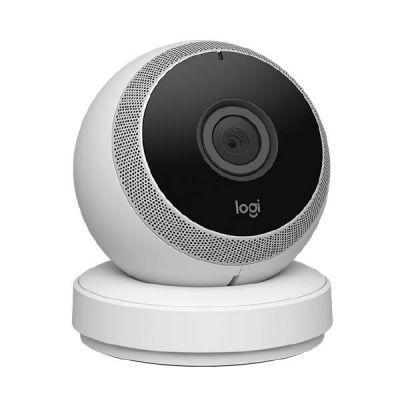Logi Circle Wifi-Kamera Bluetooth 1080p weiß - Preisvergleich
