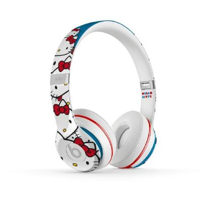 beats by dr dre Beats by Dr. Dre Solo2 On-Ear Kopfhörer Hello Kitty Edition (Limited Edition)