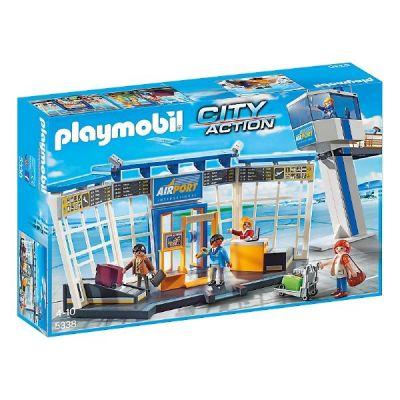 Playmobil 5338 Aeroporto con Torre di Controllo per 38,89€ [cyberport]