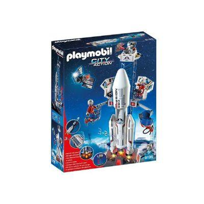 Playmobil 6195 - Razzo con Rampa di Lancio al miglior prezzo online