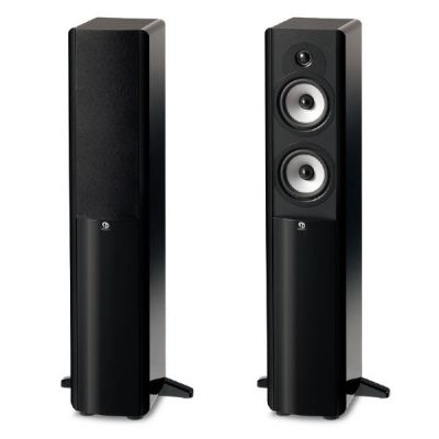 Boston . Acoustics A Serie A250 Front-Standlautsprecher in Schwarz -Stück