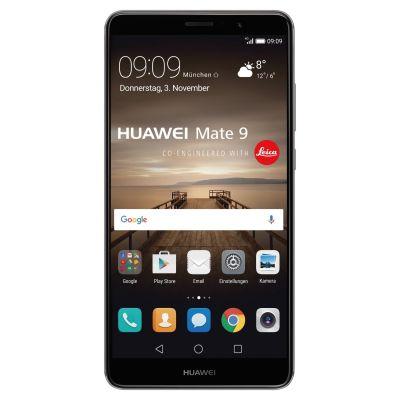 HUAWEI Mate 9 Dual-SIM grey Android 7.0 Smartphone mit Leica Dual-Kamera - Preisvergleich