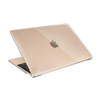 Artwizz  Rubber Clip für MacBook 12 zoll (30,48cm), transparent