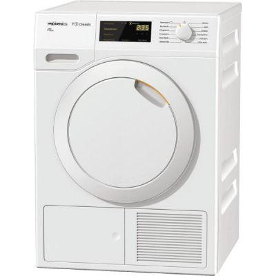 Miele  TDB110WP Eco Wärmepumpentrockner A++ 211kWh/Jahr 7kg Weiß