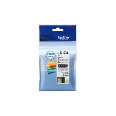Brother  Value-Pack LC-3219XL Tinte