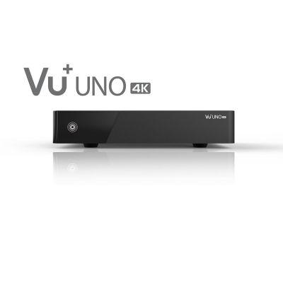 VU+ Uno 4K DVB-S2 FBC Twin Tuner Linux Receiver...