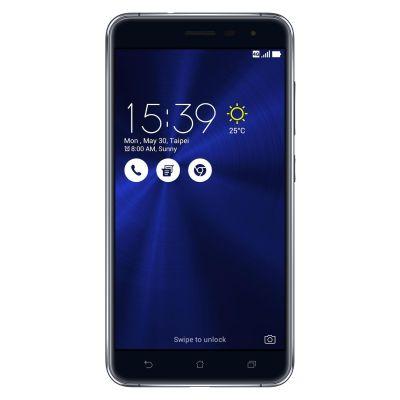ASUS ZenFone 3 ZE552KL-1A001WW schwarz 64GB Dual-SIM Android Smartphone - Preisvergleich