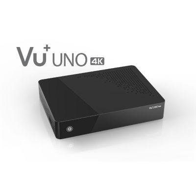 VU+ Uno 4K DVB-C FBC Tuner Linux Receiver UHD 2...