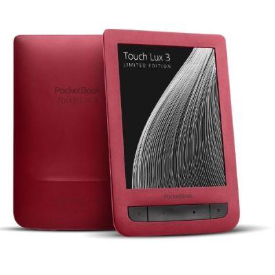 PocketBook Touch Lux 3 ruby red - Preisvergleich