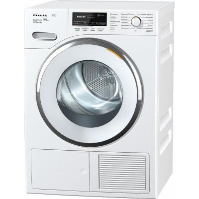 Miele  TMM843WP T1 Wärmepumpentrockner SFinish&Eco WiFiConn@ct A+++ 8kg Weiß