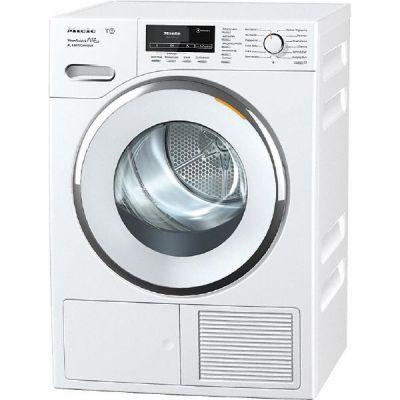 Miele  TMR843WP T1 Wärmepumpentrockner SFinish&Eco XL WiFiConn@ct A+++ 9kg Weiß