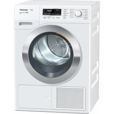 Miele  TKR850WP T1 Wärmepumpentrockner SFinish&Eco XL A+++ 9kg Weiß