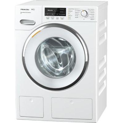 Miele WKH122WPS W1 Waschmaschine Frontlader A 9kg TDos Weiß