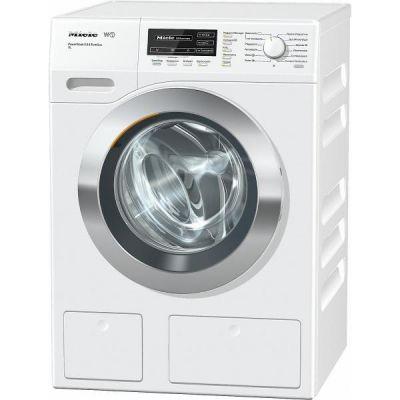 Miele  WKH132WPS W1 Waschmaschine Frontlader A+++ 9kg PWash 2.0 & TDos XL Weiß