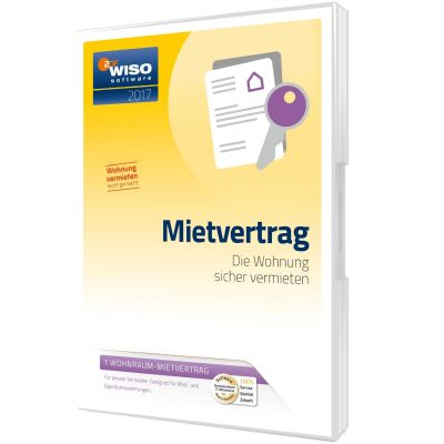 Buhl Data  WISO Mietvertrag 2017 (Download)