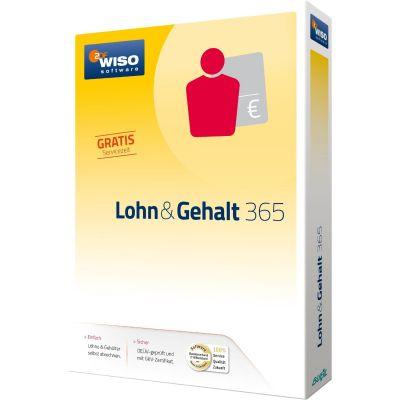 WISO Lohn & Gehalt 365 (2017)