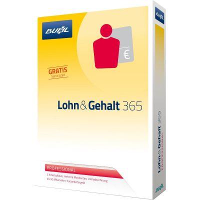 WISO Lohn & Gehalt Professional 365 (2017)