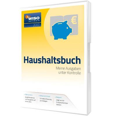 Buhl Data  WISO Haushaltsbuch 2017 (PC Win) DE (Download)