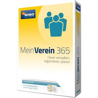 WISO Mein Verein 365  teamwork Edition (2017)