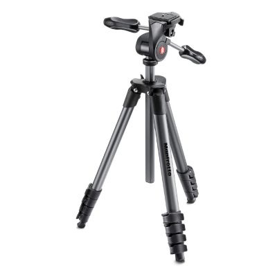 Manfrotto  Compact Advanced schwarz