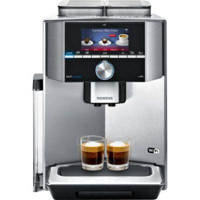 Siemens TI909701HC EQ.9 connect Kaffeevollautomat Edelstahl