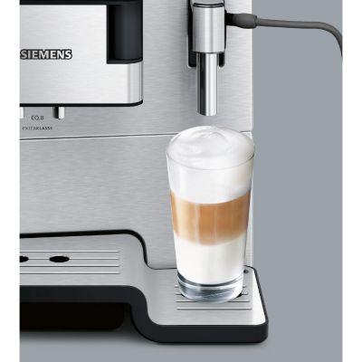 Siemens TE806501DE EQ.8 Kaffeevollautomat Edelstahl