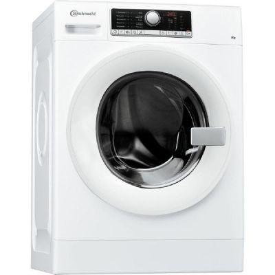 Bauknecht  WA Champion 8 ZEN Waschmaschine Frontlader A+++ 8kg Weiß