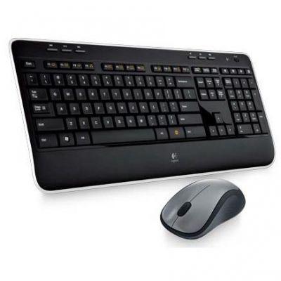 Logitech  Maus und Tastatur »Wireless Combo MK520«