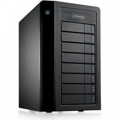 Promise Thunderbolt3 Pegasus3 R8 RAID-System 8-Bay 32TB PC - Preisvergleich