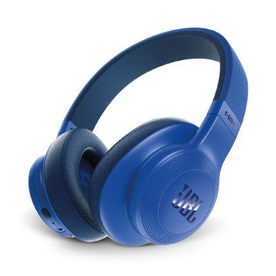JBL E55 BT blau, Kopfhörer