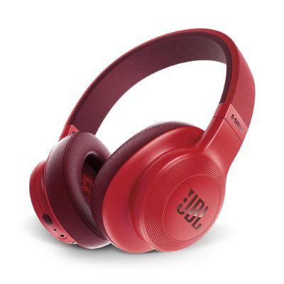 JBL E55 BT rot, Kopfhörer