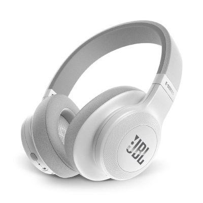 JBL E55 BT weiß, Kopfhörer