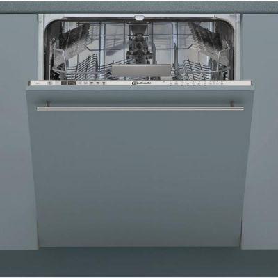 Bauknecht  IBIO 3C34 Geschirrspüler vollintegrierbar 60cm A+++ Edelstahl