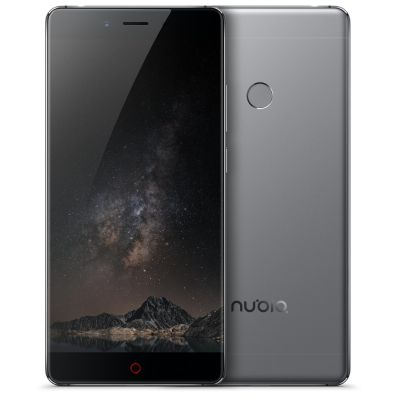 nubia Z11 grey 4GB 64GB Dual-SIM Android Smartphone - Preisvergleich